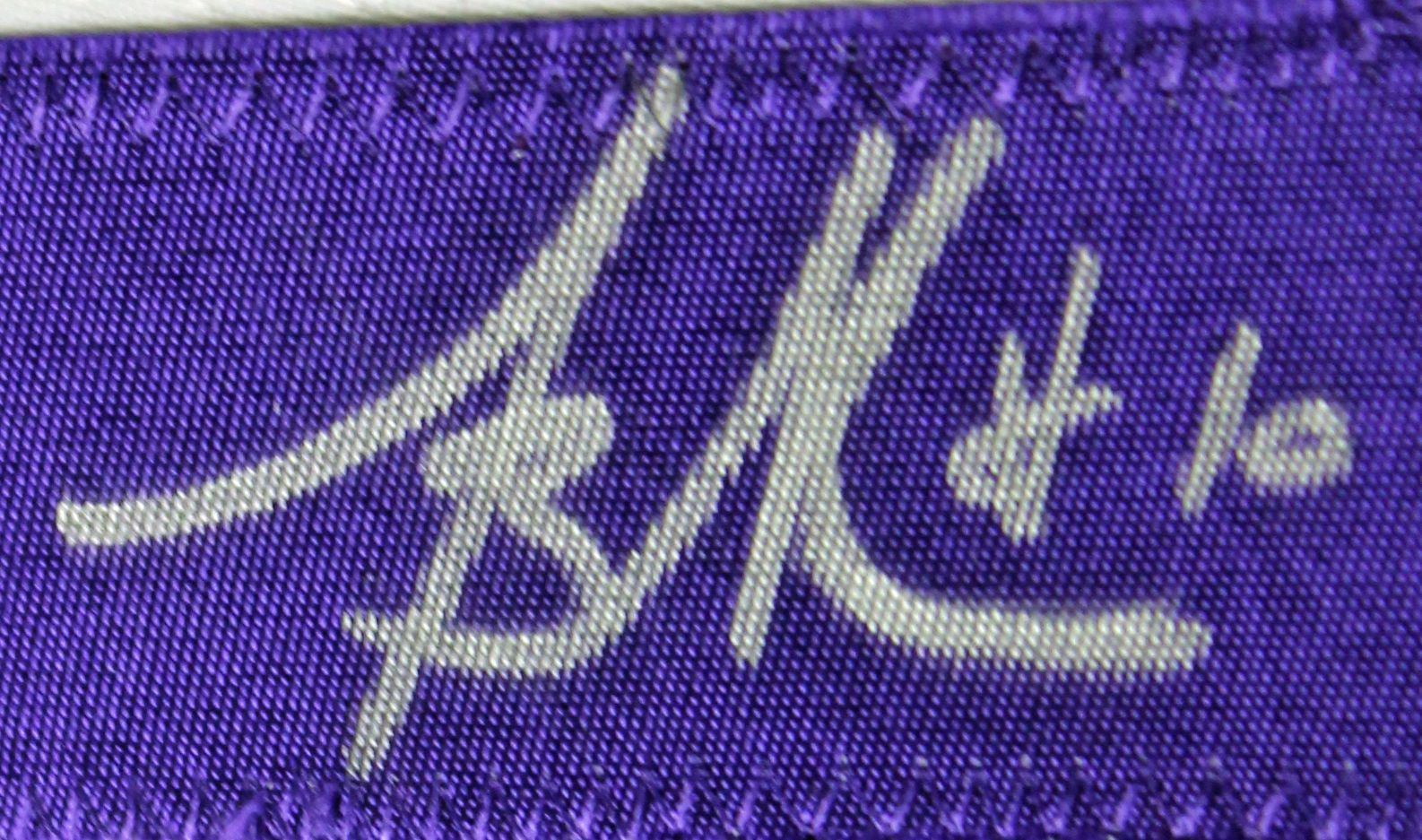 92bad8c42 ... Lot of 2 Mike Bibby Game-Used   Signed Sacramento Kings Jerseys (PSA   ...