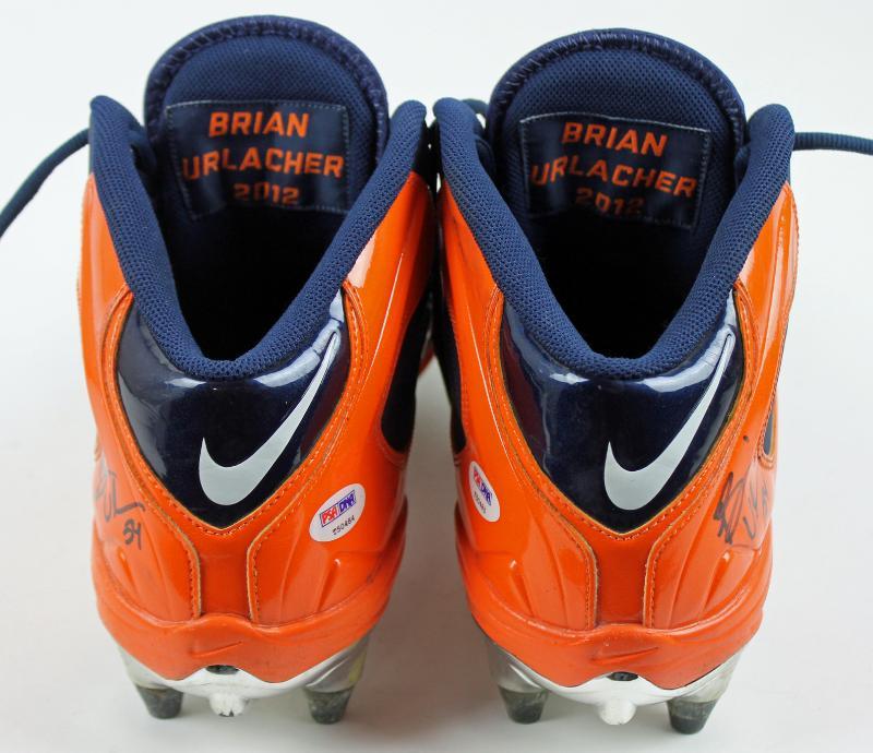 super popular 07110 10448 Lot Detail - 2012 Brian Urlacher Game Worn & Signed Nike ...