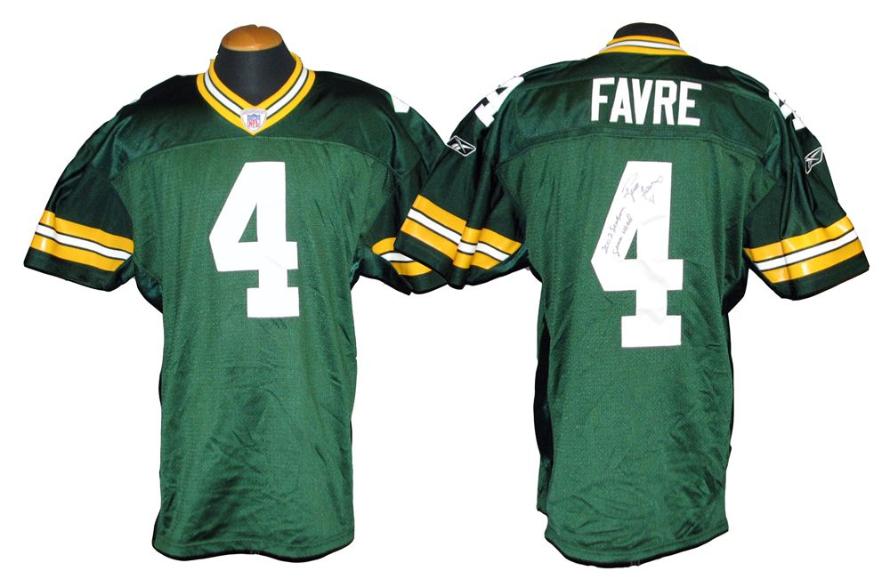 competitive price 53a3e 47a9d green bay packers jersey brett favre