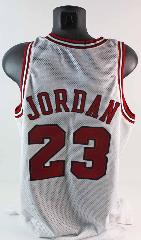 reputable site bc409 f1f9e Lot Detail - Michael Jordan Ultra-Rare 1998 NBA Finals Game ...