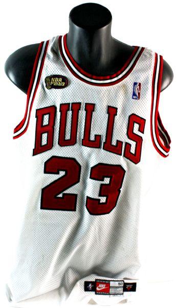 reputable site 44356 e5469 Lot Detail - Michael Jordan Ultra-Rare 1998 NBA Finals Game ...