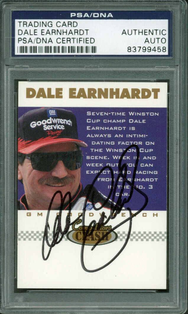 essay on dale earnhardt Dale earnhardt, sr was an outstanding race car driver who spent most of his career driving on the nascar circuit.