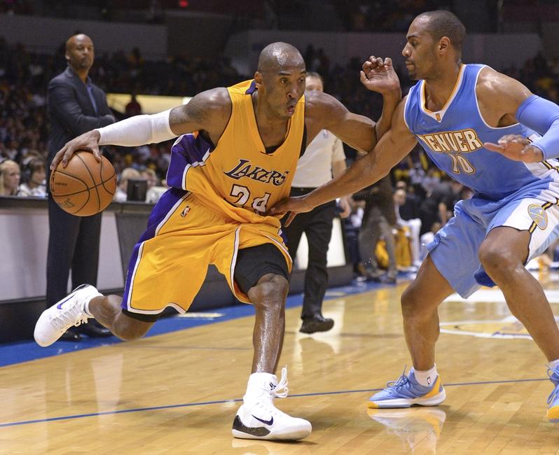 f4001f7237c RARE 2014-15 Kobe Bryant Game Worn & Signed Nike Personal Model Sneakers (DC