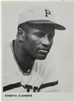 "Roberto Clemente Signed 4"" x 6"" Pirates Photograph (PSA/DNA)"