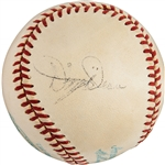 Dizzy Dean Exceptional Single Signed OAL Baseball (PSA/DNA)