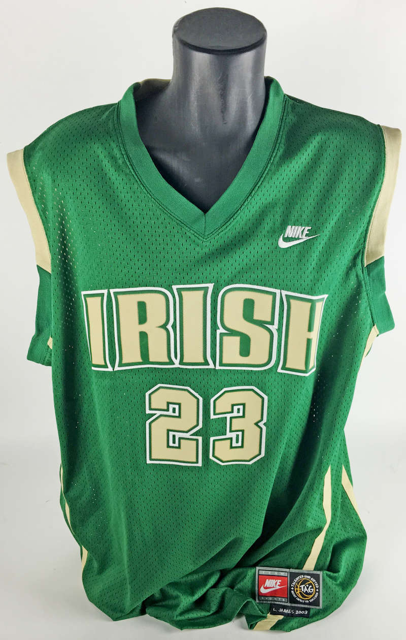 new styles 1cc2e d1d10 germany st vincent st mary high school lebron james jersey ...