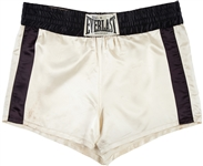 Muhammad Ali 1972 Training Worn Trunks w/ Excellent Use! (Muhammad & Craig Hamilton)