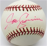 Joe Cronin Superbly Signed Official League Baseball (JSA)