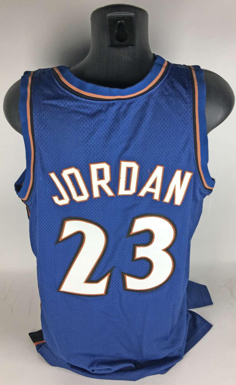 best sneakers 8d712 b8689 Lot Detail - Jordan's Last Season: Michael Jordan Game Used ...