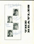 "The Beatles & Roy Orbison Phenomenal Multi-Signed 1963 ""The Beatles & Roy Orbison"" Concert Program - PSA/DNA Graded MINT 9!"