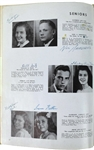 "Neil Armstrong Signed 1947 High School Yearbook w/ Ultra-Rare ""Every Letter"" Teenage Autograph! (PSA/DNA)"