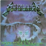 "METALLICA: Group Signed ""Creeping Death"" Album w/ Rare Cliff Burton! (PSA/DNA)"
