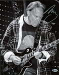 "Neil Young Signed 11"" x 14"" On-Stage Photograph (Beckett)"