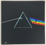 "Pink Floyd: Roger Waters Near-Mint Signed ""Dark Side Of The Moon Album"" (Beckett/BAS Guaranteed)"