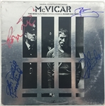 "The Who Group Signed ""McVicar"" Album (Beckett)"