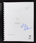 "Chevy Chase Signed ""Caddyshack"" Movie Script (BAS/Beckett)"