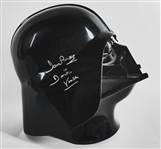 "David Prowse Signed Darth Vader Full Size Helmet w/ ""Darth Vader"" Inscription (JSA)"