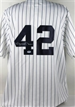 Mariano Rivera Signed N.Y. Yankees Jersey - PSA/DNA Graded GEM MINT 10!
