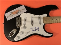 Tom Petty Signed Stratocaster-Style Electric Guitar (BAS/Beckett Guaranteed)
