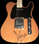 Soundgarden: Chris Cornell Signed Telecaster Guitar (BAS/Beckett Guaranteed)