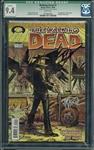 "Highly Desirable Robert Kirkman & Tony Moore Dual-Signed ""The Walking Dead #1"" Comic Book (CGC Graded 9.4)"