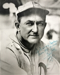"Ty Cobb Superb Signed 6"" x 8"" B&W Photograph Inscribed to Dodgers Executive - PSA/DNA Graded Mint 9!"