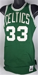 Early 1980s Larry Bird Game Worn Boston Celtics Jersey (Heritage LOA)