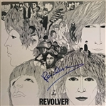 "The Beatles: Paul McCartney Signed ""Revolver"" Album (Beckett)"