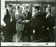 "Marlon Brando ULTRA-RARE Signed 8"" x 10"" Godfather Original Promotional Photograph Still (JSA)"
