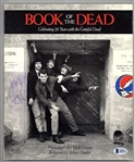 "Jerry Garcia Signed ""Book of the Dead"" Softcover Book (Beckett/BAS)"