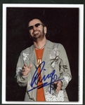 "The Beatles: Ringo Starr Signed 3"" x 5"" Photograph (Beckett/BAS)"