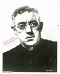 "Alec Guinness Signed 8"" x 10"" Photograph as ""Father Brown"" (Beckett/BAS)"