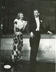 "Fred Astaire Signed 8.5"" x 11.5"" Magazine Photograph (JSA)"