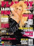 Pamela Anderson Signed January 2011 Playboy Magazine (Anderson COA & BAS/Beckett Guaranteed)