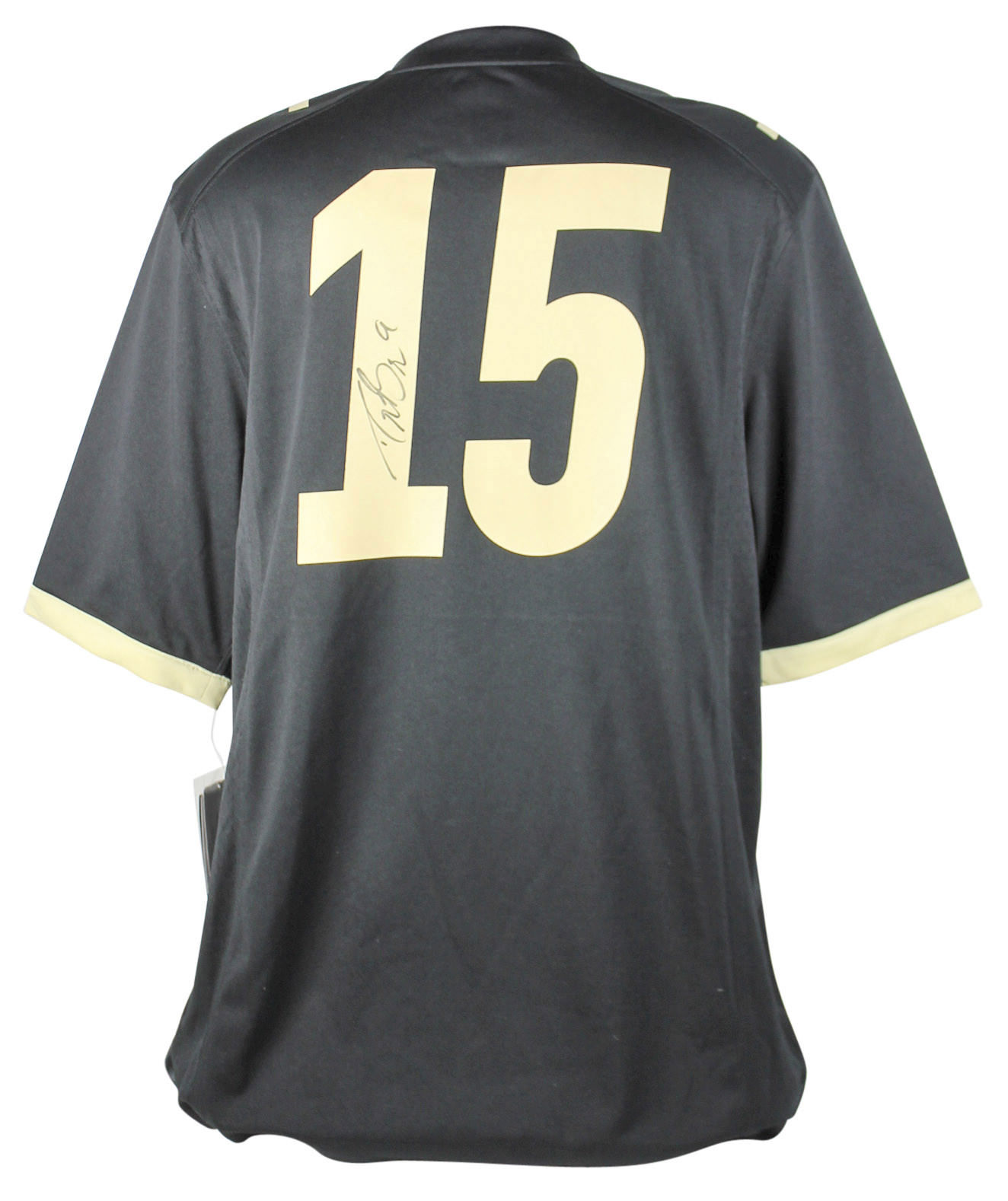 new concept 4af2e 100e5 Lot Detail - Drew Brees Signed Nike Purdue University Jersey ...