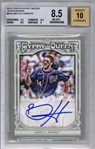 Bryce Harper Signed 2013 Topps Gypsy Queen Autographs BGS Graded 8.5 w/ 10 Auto!