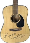 Eagles Group Signed Near-Mint Takamine Guitar w/ 4 Signatures! (Beckett/BAS)