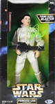 "Carrie Fisher Signed Princess Leia Kenner Collection 12"" Action Figure (BAS/Beckett)"