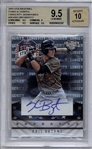 Kris Bryant Signed 2015 USA Baseball Stars & Stripes Longevity Signatures #59 Card - BGS 9.5 Card w/ PRISTINE 10 Auto!