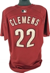 Roger Clemens Game Used/Worn c. 2004-06 Houston Astros Jersey (MEARS Guaranteed)