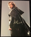 "Mark Hamill Signed ""The Last Jedi"" 11"" x 14"" OPiX Photograph (BAS/Beckett Guaranteed)"