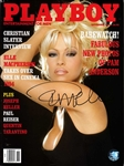 Pamela Anderson Signed November 1994 Playboy Magazine (BAS/Beckett Guaranteed)