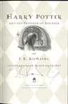 "J.K Rowling Signed Harry Potter ""Prisoner of Azkaban"" 1st Edition Book (JSA)"