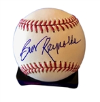 Burt Reynolds Signed OML Baseball (Beckett/BAS)
