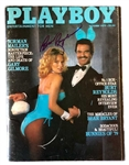 Burt Reynolds Signed October 1979 Playboy Magazine (BAS/Beckett Guaranteed)