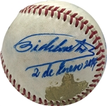 Fidel Castro Rare Signed 2014 International Baseball Federation Baseball (Beckett/BAS Guaranteed)