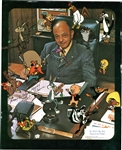 "Mel Blanc Signed 8"" x 10"" Promotional Photo (Beckett/BAS Guaranteed)"
