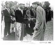 "Ben Hogan Signed 8"" x 10"" Press Photo for ""The Caddy"" (JSA)"