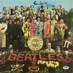 "The Beatles: Paul McCartney Signed ""Sgt Peppers Lonely Hearts Club Band"" Record Album Cover (Original 1967 UK Cover)(PSA/DNA & Epperson/REAL LOAs)"