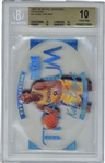 Kobe Bryant 1997-98 Metal Universe Titanium #3 Card - Beckett/BGS Graded 10!